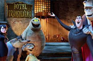 Plumbing Problems in Adam Sandler's 'Hotel Transylvania' Teaser