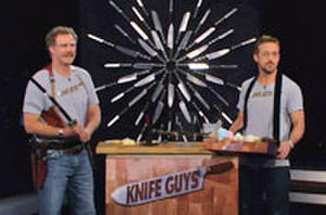 Fun Find: Will Ferrell, Ryan Gosling are 'Knife Guys'