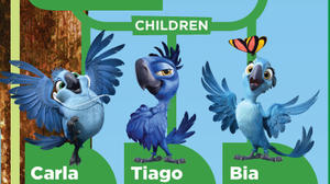 Character Guide: Who's Hoo in 'Rio 2'