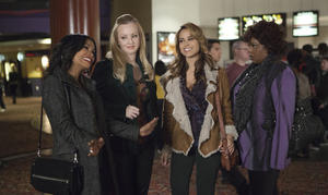 The Fandango 'Single Mom's Club' Fan Chat with Tyler Perry, Nia Long, Wendi McLendon-Covey and Cocoa Brown