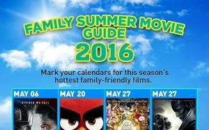Plan Ahead: What Should Your Family See This Summer?
