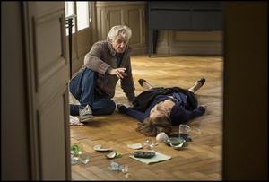 Q&A: Director Paul Verhoeven Explains His Controversial New Movie 'Elle' -- and That 'Starship Troopers' Remake