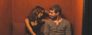 """Mati Diop and Brady Corbet in """"Simon Killer."""""""