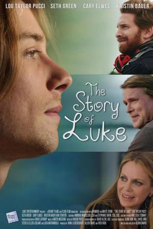 """Poster art for """"The Story of Luke."""""""