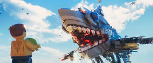 'The Lego Ninjago Movie' Trailer Is Full of Giant Sharks, Giant Robots and Giant Daddy Issues