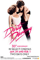 Dirty Dancing 30th Anniversary showtimes and tickets