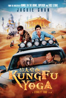 Kung Fu Yoga showtimes and tickets