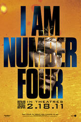 I Am Number Four showtimes and tickets