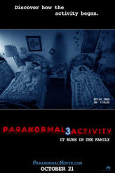 Paranormal Activity 3 showtimes and tickets