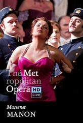 The Metropolitan Opera: Manon Encore showtimes and tickets
