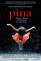 Pina 3D showtimes and tickets