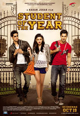 Student of the Year showtimes and tickets