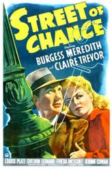 Street of Chance / Night Has a Thousand Eyes showtimes and tickets