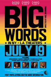 Big Words showtimes and tickets
