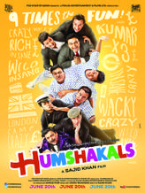 Humshakals showtimes and tickets