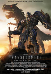 Transformers: Age of Extinction - An IMAX Experience showtimes and tickets