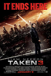 Taken 3 showtimes and tickets