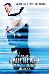 Paul Blart: Mall Cop 2 showtimes and tickets