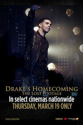 DRAKE: HOMECOMING showtimes and tickets