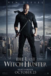 The Last Witch Hunter showtimes and tickets