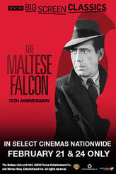 The Maltese Falcon 75th Anniversary (1941) presented by TCM showtimes and tickets