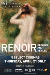AAIC: Renoir – The Unknown Artist showtimes and tickets