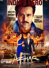 Azhar showtimes and tickets
