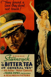 Art Deco Lecture/The Bitter Tea of General Yen showtimes and tickets