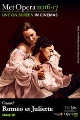 The Metropolitan Opera: Roméo et Juliette Encore showtimes and tickets