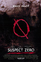 Suspect Zero showtimes and tickets