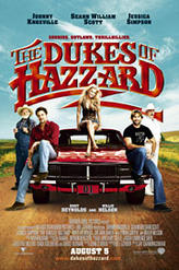The Dukes of Hazzard showtimes and tickets