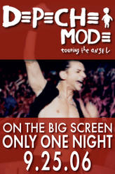 Depeche Mode showtimes and tickets