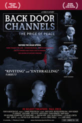 Back Door Channels: The Price of Peace showtimes and tickets