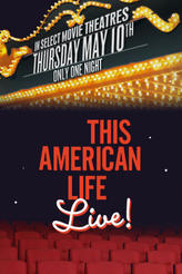 This American Life Live! showtimes and tickets
