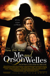 Me and Orson Welles showtimes and tickets