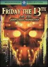 Friday the 13th Part VIII: Jason Takes Manhattan showtimes and tickets