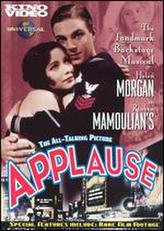 Applause (1929) showtimes and tickets