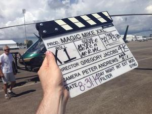 News Briefs: See the First Photo from 'Magic Mike XXL'; Who Might Play Snake Plissken?