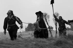 Director Ben Wheatley on 'A Field in England' and Psychological Horror