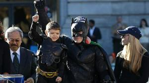 Watch: This 'Batkid Begins' Trailer Will Give You All the Feels