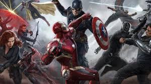 VIDEO: Captain America-themed Mural