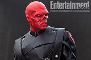 Fanboy Fix: Captain America's Red Skull Pic, 'Avengers' Trailer News and 'TRON: Uprising' Trailer