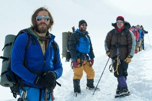 Hold onto Something and Watch the First Thrilling Trailer for 'Everest'