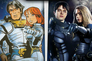 Watch: 'Valerian and the City of a Thousand Planets' Trailer Teases a Very Wild Ride