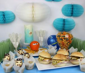 Throw a Dory-Inspired Undersea Adventure Party