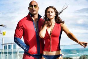 News Briefs: First Look at Alexandra Daddario in Dwayne Johnson's 'Baywatch'