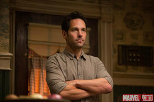 News Briefs: New 'Ant-Man' Pics; Watch an Explosive Clip from 'Terminator: Genisys'