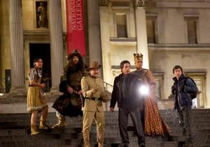 Watch: 'Night at the Museum: Secret of the Tomb' Trailer Likes Monkeying Around