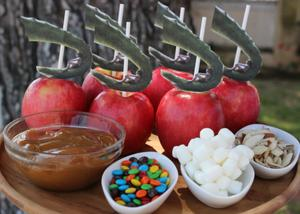Make Apple Snacks Inspired by 'Pete's Dragon'