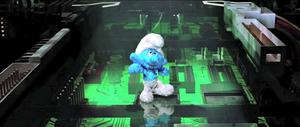 Watch Kevin James Learn His Big Smurf Moment in 'Pixels' Was Cut and Given to Michelle Monaghan